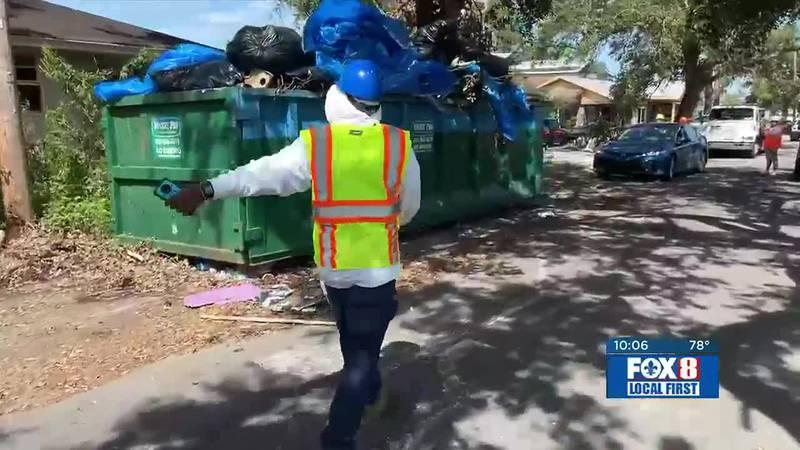 Zurik Investigates: NOLA trash collection