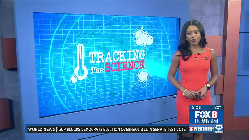 Tracking the Science: Tropical Cyclone Designation