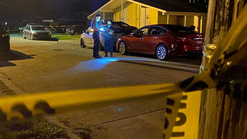 The New Orleans Police Department is investigating a shooting in the 7600 block of Alabama that...