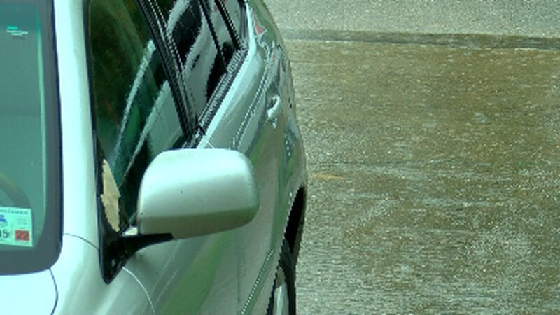Family falls victim to second carjacking in a week.
