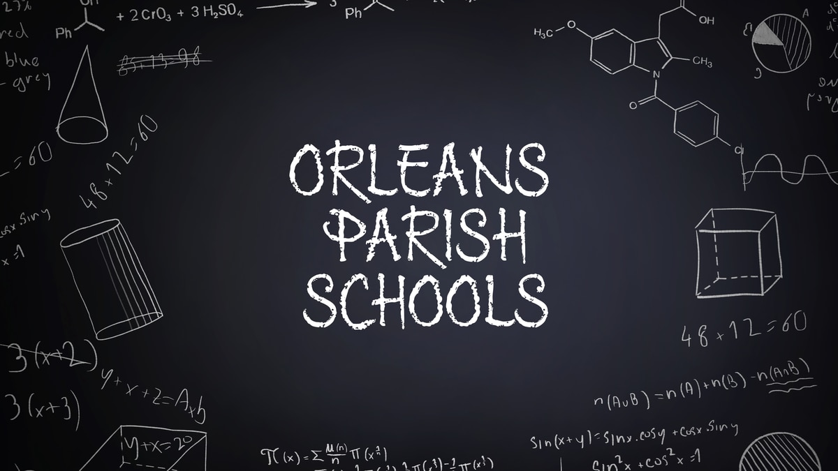 Greater New Orleans Area schools
