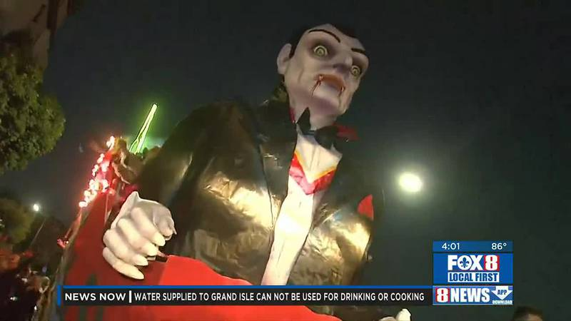 Krewe of Boo preview