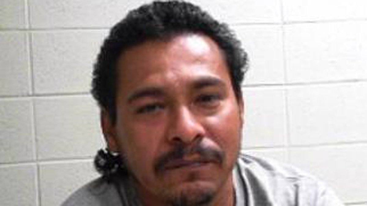 Juan Tapia-Guiterrez, 40, was arrested after police received a call concerning a vehicle crash...