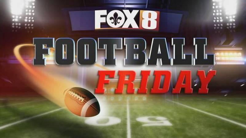 FOX 8 Football Friday airs every week during the season at 10:35 p.m.