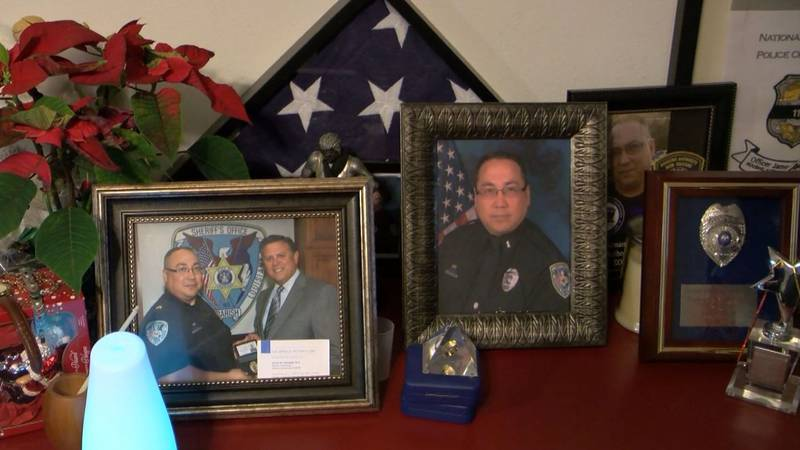 For one Kenner mother, the pain of losing her son, shot in the line of duty, is just as real...