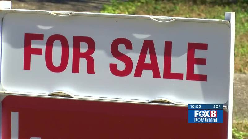 Home sales in Orleans, Jefferson parishes up