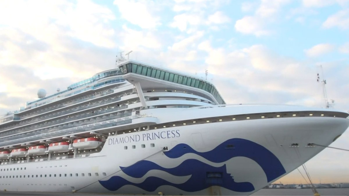 Princess Cruises is abandoning plans to sail its Diamond Princess and Island Princess ships...