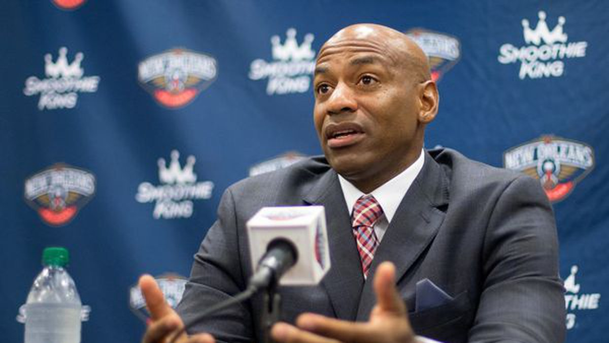 Demps has been with the Pelicans since 2010. (Source: Nola.com)