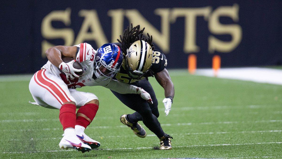 New Orleans Saints/ New York Giants