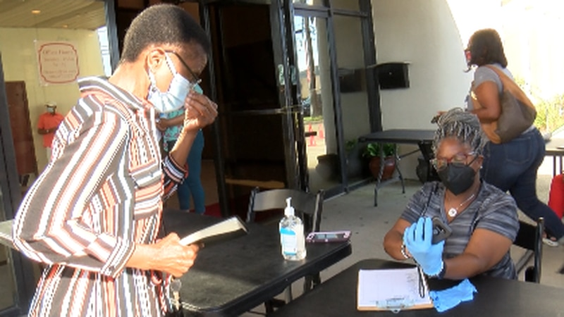 Household of Faith Church in Harvey requires proof of vaccination or negative test