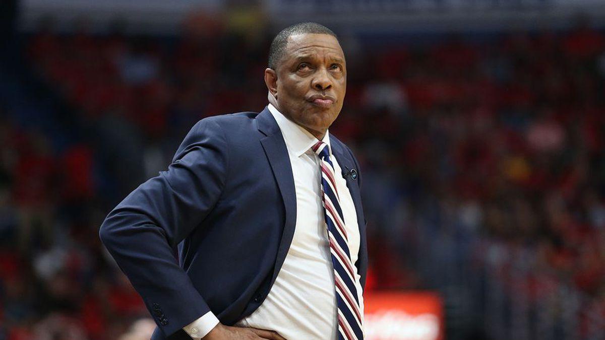 Pelicans head coach Alvin Gentry.