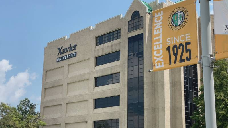 Students who aren't vaccinated at Xavier University will be disenrolled for classes.