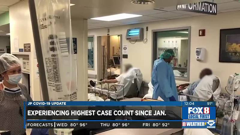 Most new cases are affecting those under 30