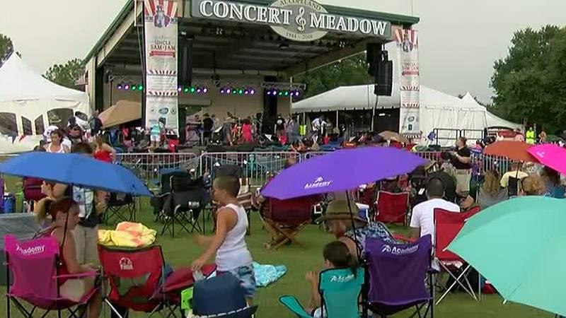 Jefferson Parish music festivals announcement