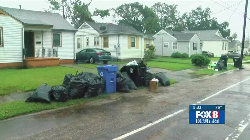 NOLA garbage collection update
