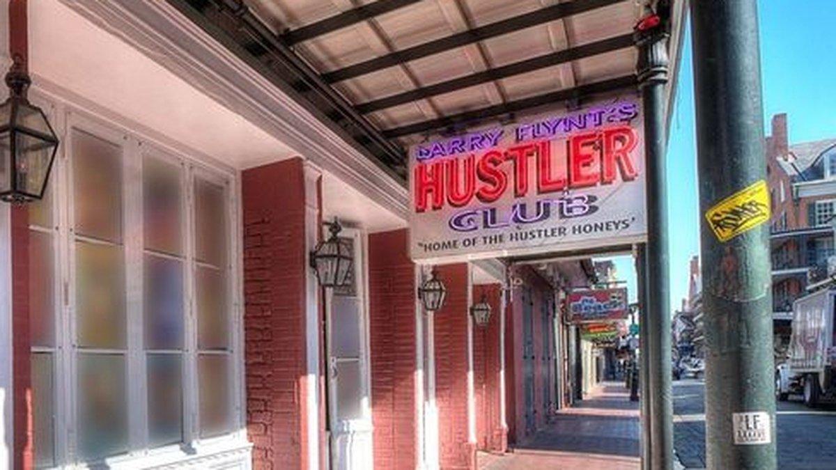 Larry Flynt's Hustler Club New Orleans
