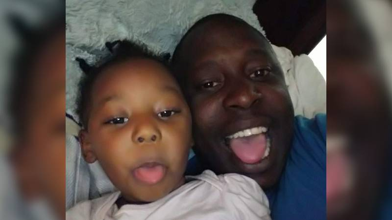 Deandre Gilmore (right) was killed in a crash on I-12 in Baton Rouge on Sunday, Sept. 19, 2021.