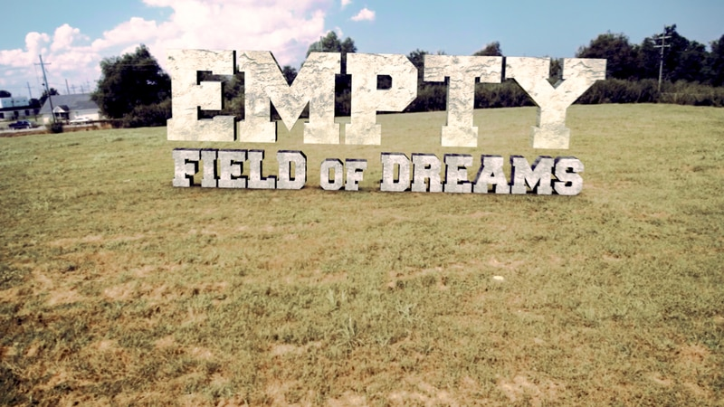 Empty Field of Dreams, a joint investigation by WVUE-TV FOX 8 News and The Athletic New Orleans.