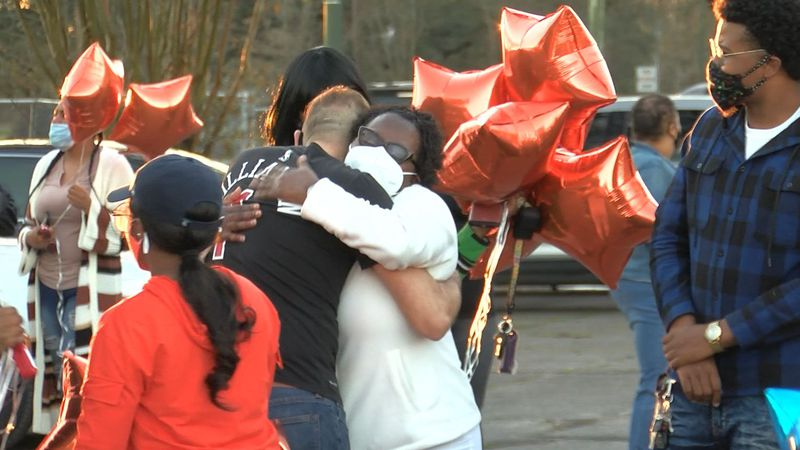 Co-workers and former students touched by his inspiration gathered at O. Perry Walker High...