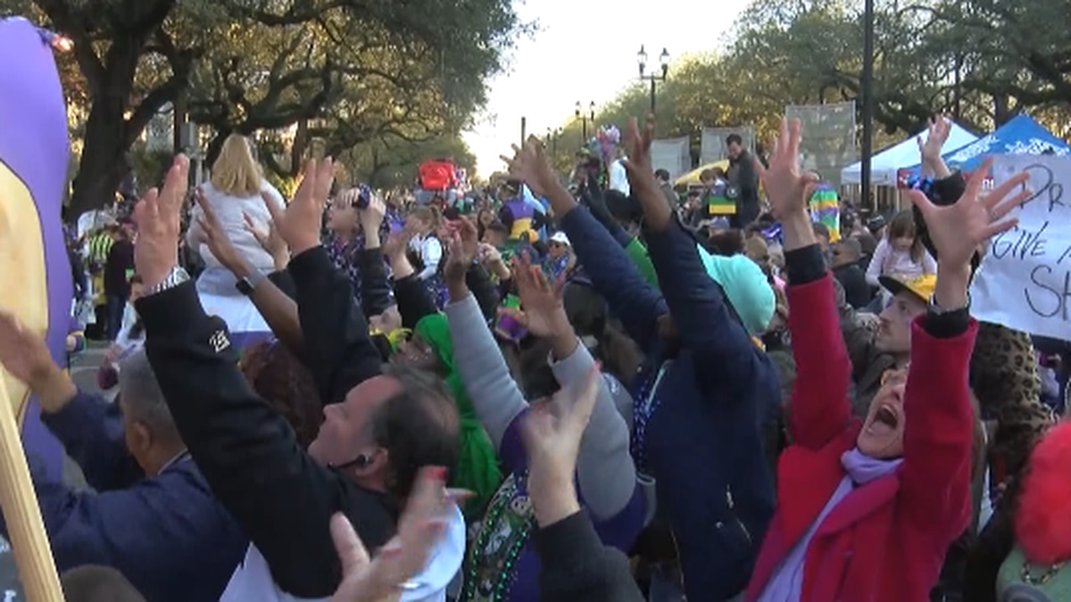 Mardi Gras helps local hotels, restaurants, and other businesses.