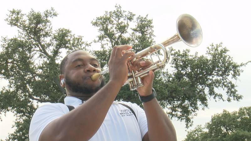 Kinfolk Brass Band, Jazz Fest Cancelled