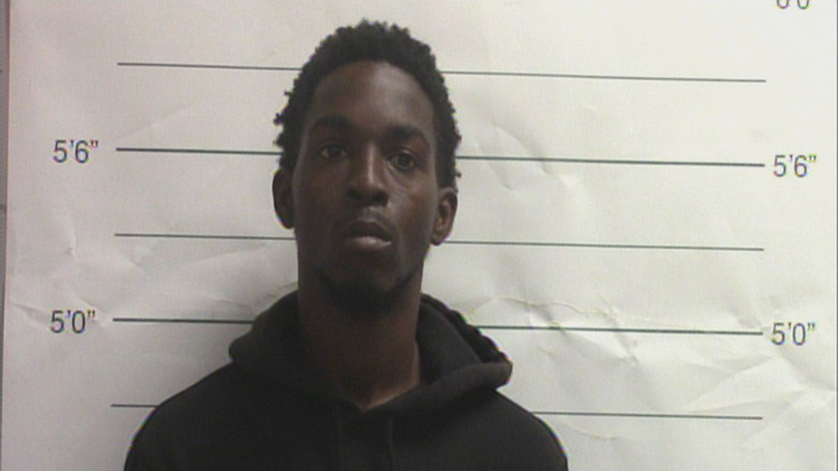 Jeremiah Mark is facing a manslaughter charge after police say he punched Margaret Street with...