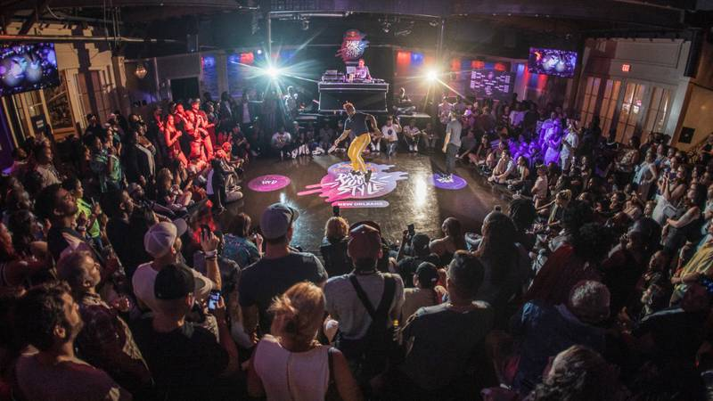 Red Bull Dance Your Styles makes its return to New Orleans with top freestyle dancers from the...