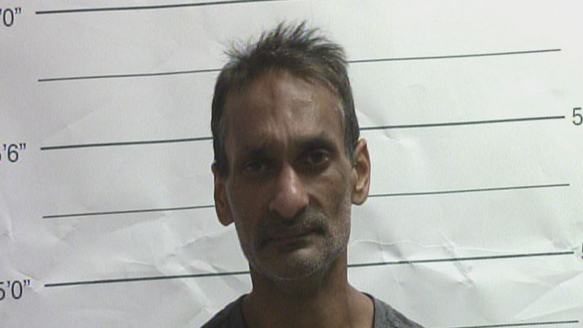 44-year-old Vivek Kannon, of New Orleans, was arrested on 100 counts of possession of...
