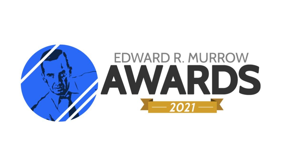 WAFB wins 5 Regional Edward R. Murrow awards.