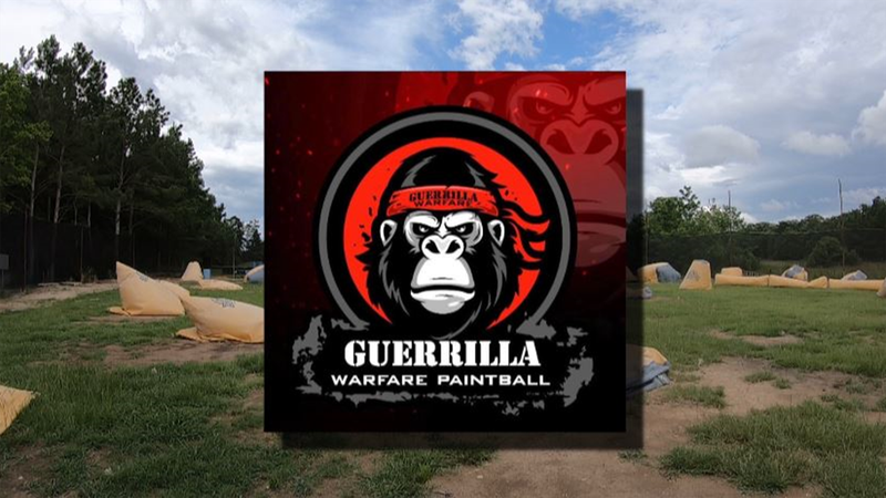 Guerilla Warfare Paintball in Livingston Parish was forced to shut down due to cease and desist...