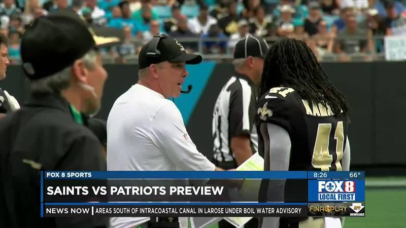 Saints vs Patriots preview