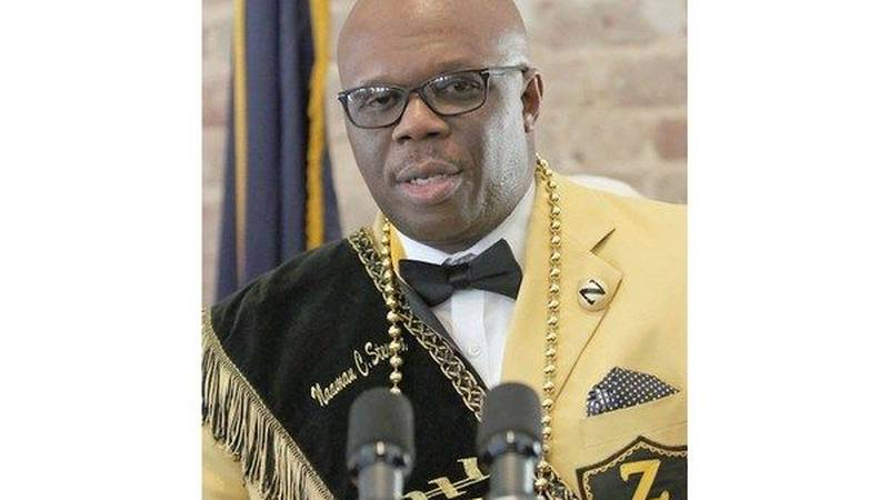 Former Zulu Social Aid and Pleasure Club president Naaman Stewart, pictured here in 2016....