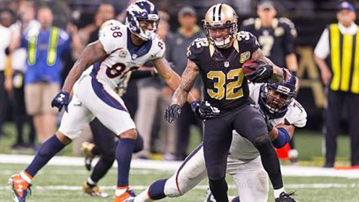 Kenny Vaccaro is a free agent. Source: Mark Lagrange