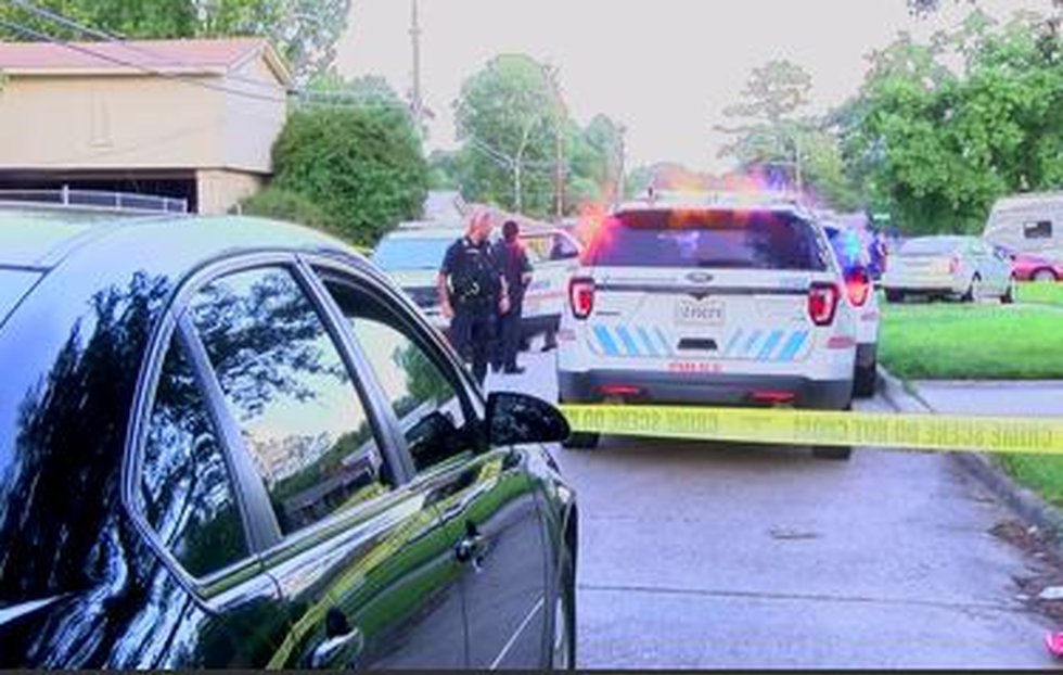 Shreveport police investigate a fatal shooting on Marquette Avenue the afternoon of Oct. 7....
