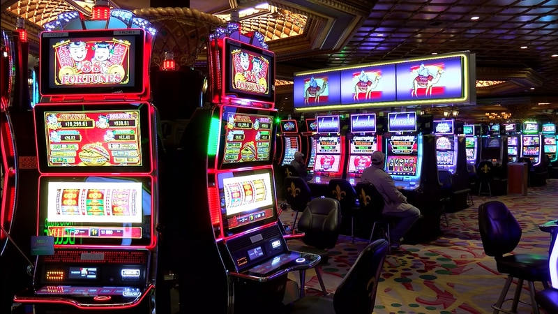 Louisiana casinos will be permitted to reopen next week at 25% occupancy and 25% of gaming...