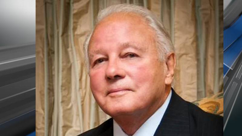 Former Louisiana Gov. Edwin Edwards, 93, was hospitalized Friday, Nov. 13, 2020.