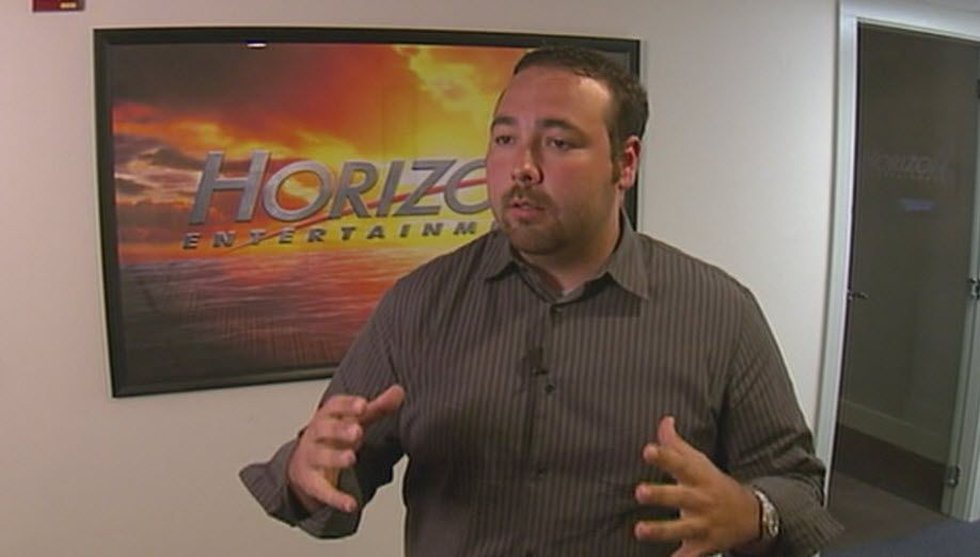 Jason Sciavicco, owner of Horizon Entertainment