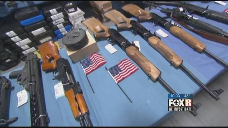 Focus of Obama's executive order is online sales, gun shows