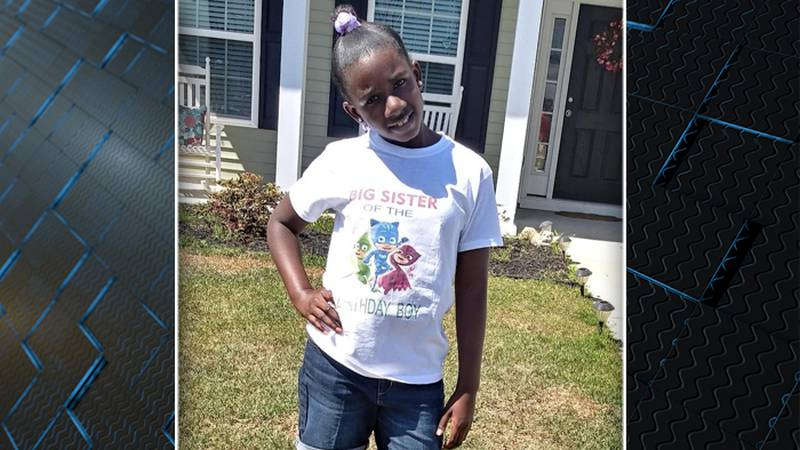 Raniya Wright, a fifth-grade Forest Hill Elementary School student, died at the Medical...