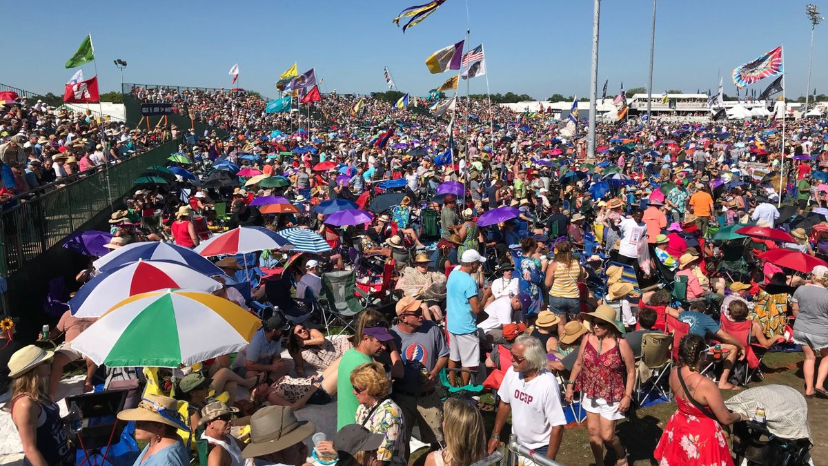 Weekend one of Jazz Fest's 50th anniversary is officially in the books. While the festival...