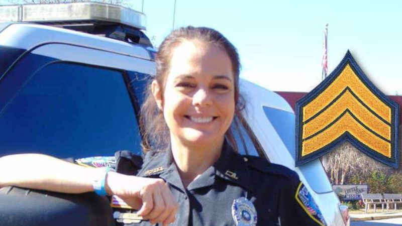 Officer Theresa Simon had recently passed a competitive sergeant exam before suddenly dying...