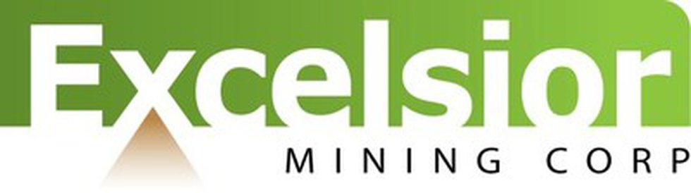 Excelsior Mining Logo (CNW Group/Excelsior Mining Corp.)