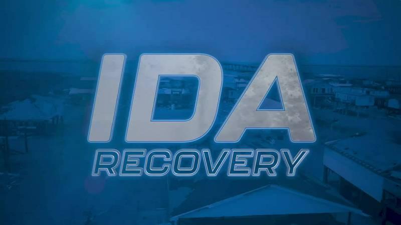 Jefferson Parish Ida recovery – Grand Isle and Lafitte update
