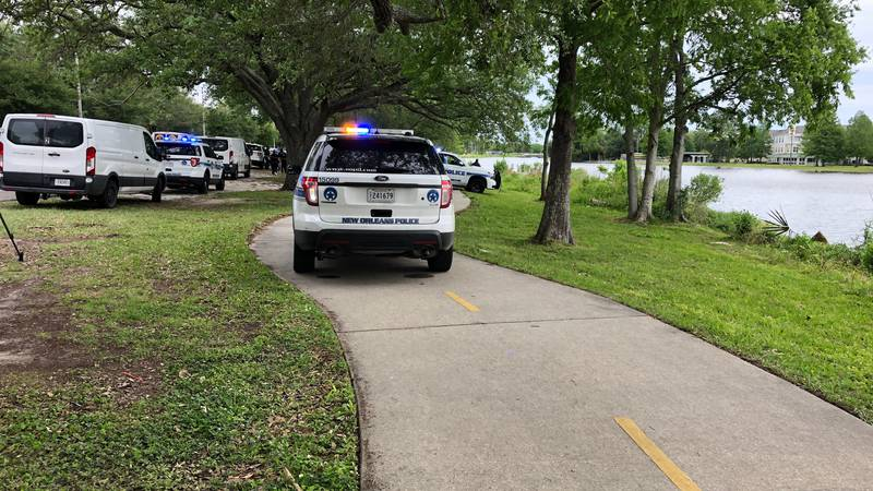 New Orleans Police are investigating a body found on Bayou St. John Friday morning.