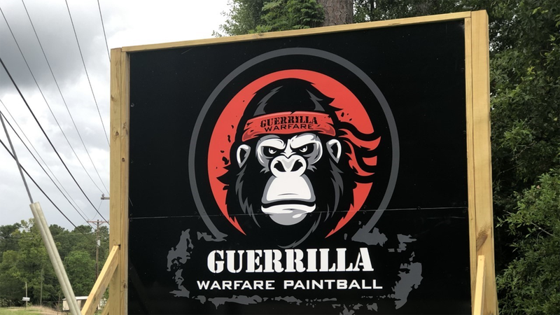 The owner of Guerrilla Warfare Paintball in Walker, La. is shutting down his business.