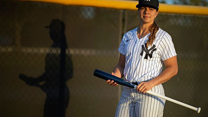 LSU grad Rachel Balkovec becomes first female hitting coach.