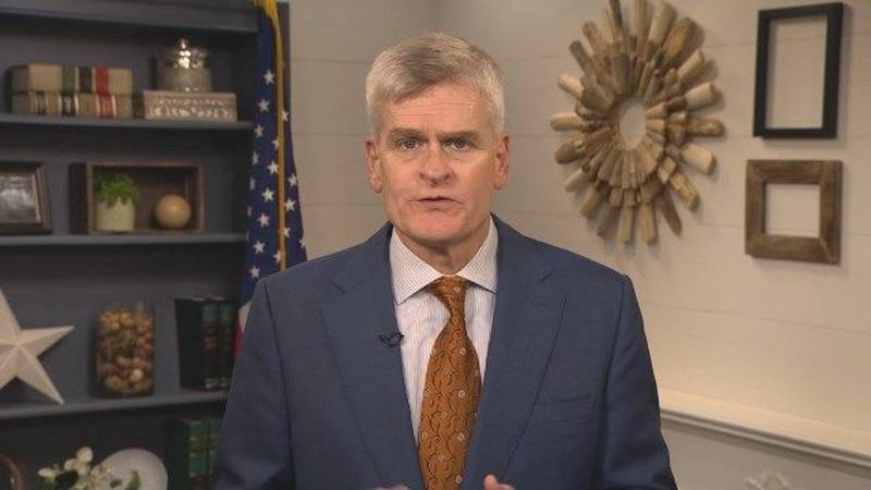 U.S. Sen. Bill Cassidy criticized President Joe Biden's policy on Afghanistan as the country...