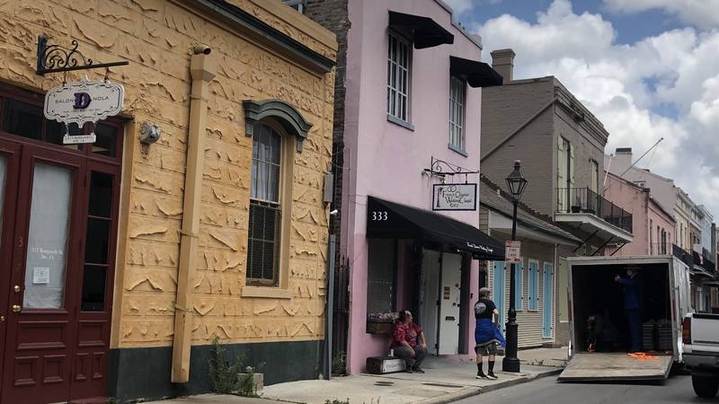 French Quarter Wedding Chapel plans to reopen Friday.