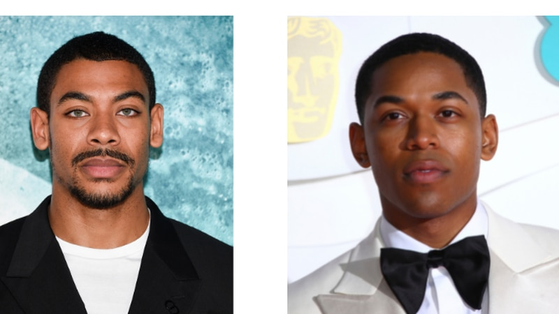 According to Deadline Hollywood, Aaron Pierre and Kelvin Harrison Jr. will be working with...