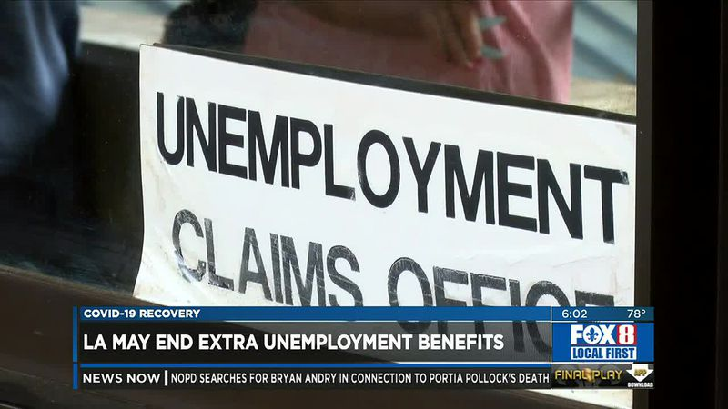 Federal unemployment benefits could end early